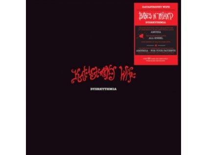 KATASTROPHY WIFE - Dysrhythmia (LP)