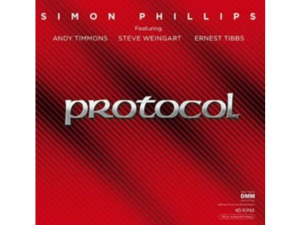 SIMON PHILLIPS - Protocol Iii (LP)