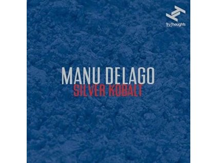 MANU DELAGO - Silver Kobalt (LP)
