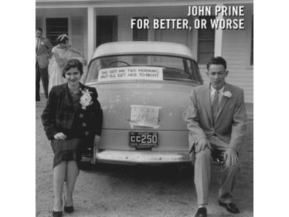 JOHN PRINE - For Better / Or Worse (LP)