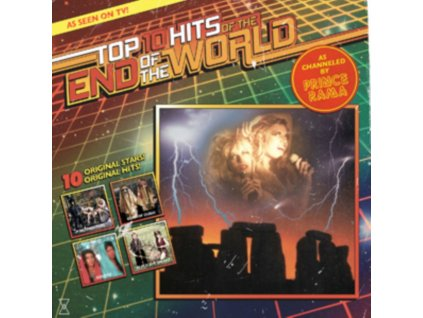 PRINCE RAMA - Top Ten Hits Of The End Of The World (LP)