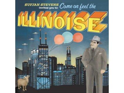 SUFJAN STEVENS - Illinoise (LP)