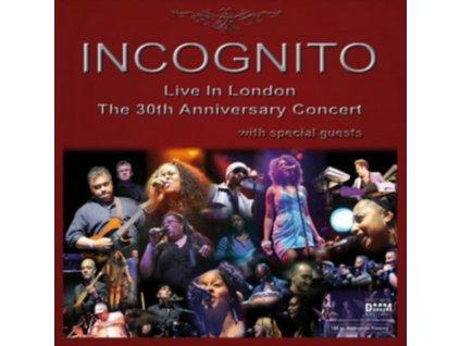 INCOGNITO - Live In London - The 30Th Anniversary Concert (LP)