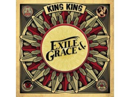KING KING - Exile & Grace (LP)