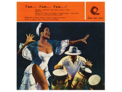JOSE PRATES / MIECIO ASKANASY - Tam Tam Tam (LP)