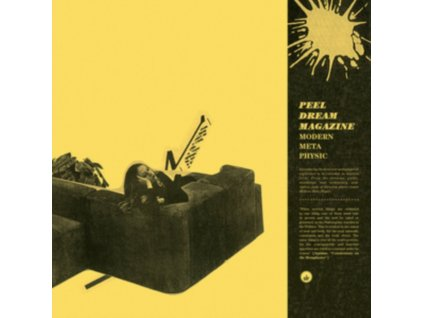 PEEL DREAM MAGAZINE - Modern Meta Physic (LP)
