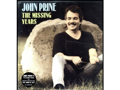 JOHN PRINE - Oop: The Missing Years (LP)