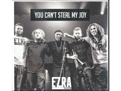 EZRA COLLECTIVE - You Cant Steal My Joy (LP)