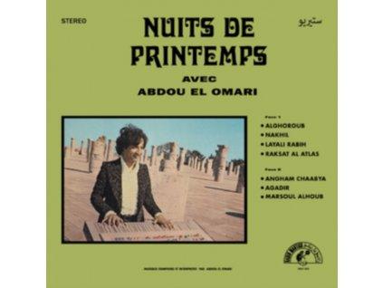 ABDOU EL OMARI - Nuits De Printemps (LP)