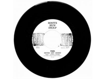 "PANA - Never Get Burnt (Feat. Likkle Jordee) (7"" Vinyl)"
