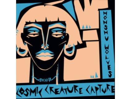 HONSHU WOLVES - Cosmic Creature Capture (LP)
