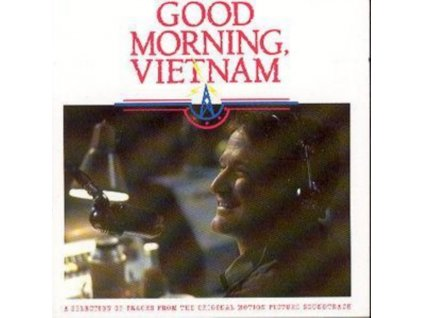 ORIGINAL SOUNDTRACK - Good Morning Vietnam (CD)