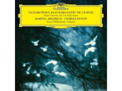 MARTA ARGERICH - Tchaikovsky: Piano Concerto No. 1 In B Flat Major. Op. 23 (LP)