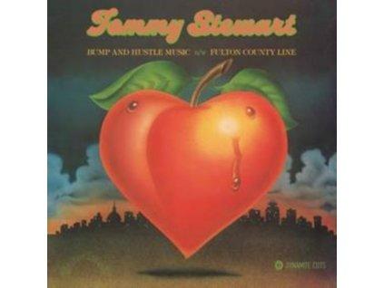 "TOMMY STEWART - Bump And Hustle Music (7"" Vinyl)"