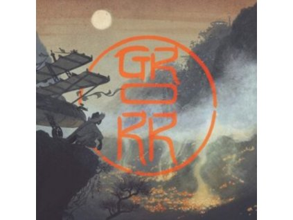 GRORR - Dduldens Last Flight (Black/Gold Vinyl) (LP)