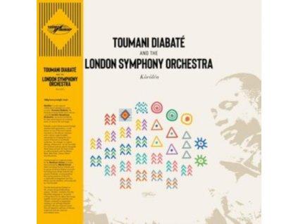 TOUMANI DIABATE AND LONDON SYMPHONY ORCHESTRA - Korolen (LP)