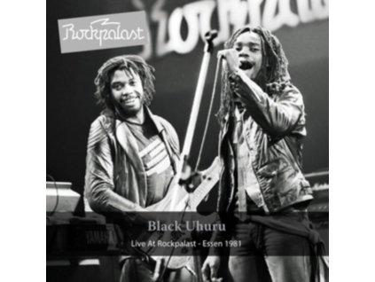 BLACK UHURU - Live At Rockpalast (LP)