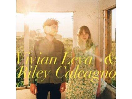 VIVIAN LEVA & RILEY CALCAGNO - Vivian Leva & Riley Calcagno (LP)