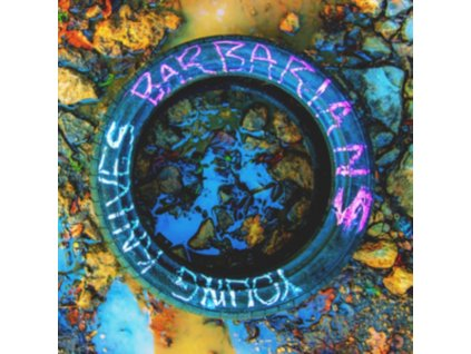YOUNG KNIVES - Barbarians (Coloured Vinyl) (LP)