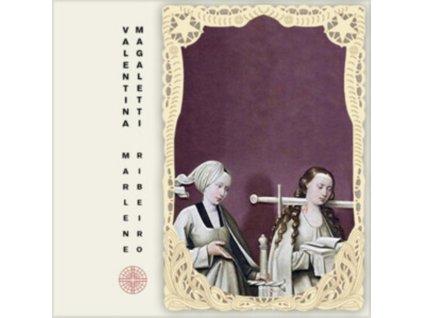 VALENTINA MAGALETTI & MARLENE RIBEIRO - Due Matte (Coloured Vinyl) (LP)
