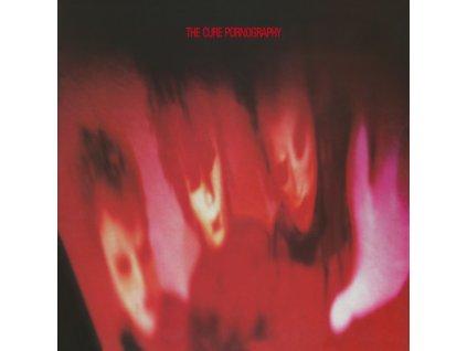 CURE - Pornography (LP)