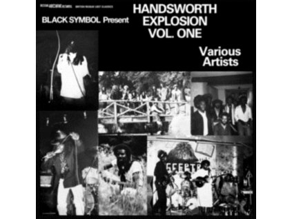 VARIOUS ARTISTS - Black Symbol Presents Handsworth Explosion (LP)