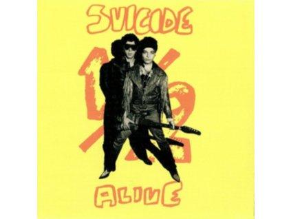 SUICIDE - Half-Alive (LP)