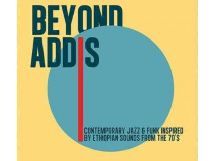 VARIOUS ARTISTS - Beyond Addis - Contemporary Jazz & Funk Inspired B (LP)