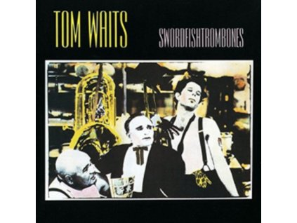 TOM WAITS - Swordfishtrombones (LP)