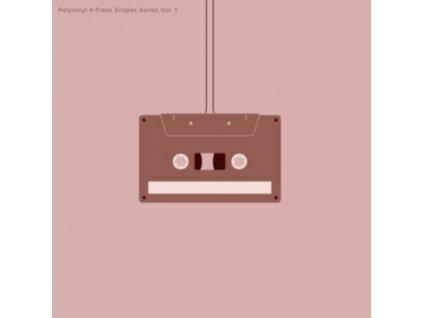 VARIOUS ARTISTS - Polyvinyl 4-Track Single Series (LP)