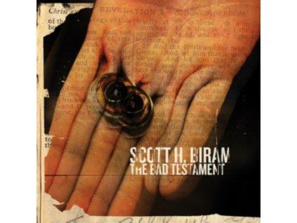 SCOTT H BIRAM - The Bad Testament (LP)