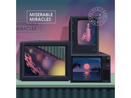 PINKSHINYULTRABLAST - Miserable Miracles (LP)