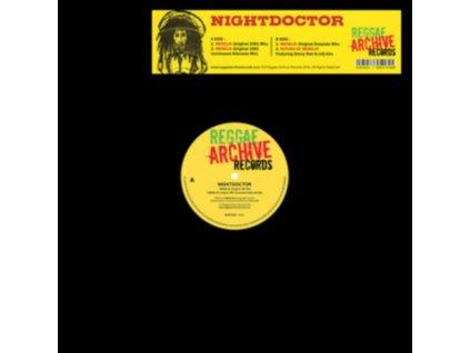 "NIGHTDOCTOR - Menelik (12"" Vinyl)"