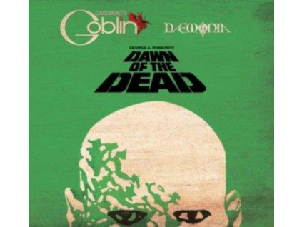 CLAUDIO SIMONETTIS GOBLIN - Dawn Of The Dead - OST (CD)