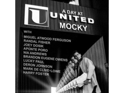 MOCKY - A Day At United (LP)