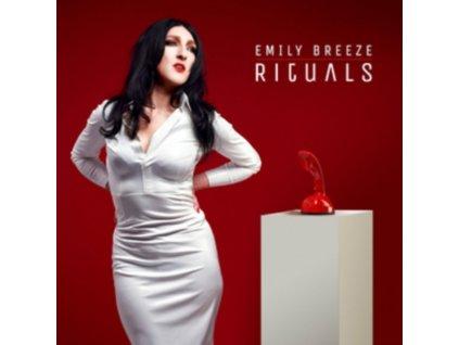 EMILY BREEZE - Rituals (LP)