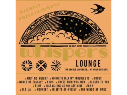 VARIOUS ARTISTS - Whispers: Lounge Originals (LP)