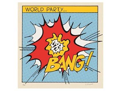 WORLD PARTY - Bang! (LP)