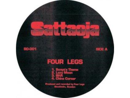 "FOUR LEGS - Sattaoja (12"" Vinyl)"