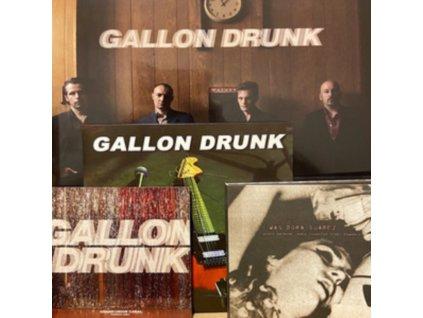 GALLON DRUNK - The Rotten Mile (Limited Bundle) (LP)