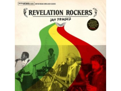 REVELATION ROCKERS - Jah Praises (LP)