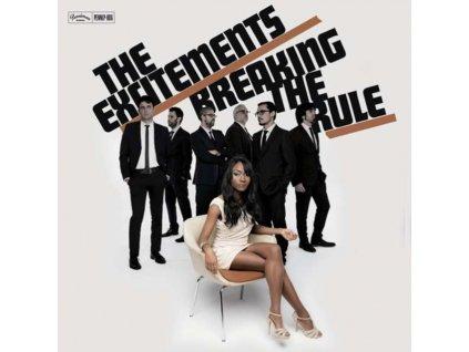 EXCITEMENTS - Breaking The Rule (LP)