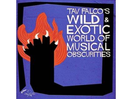 VARIOUS ARTISTS - Tav FalcoS Wild & Exotic World (LP)