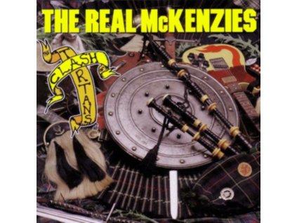 REAL MCKENZIES - Clash Of The Tartans (LP)