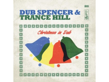 DUB SPENCER & TRANCE HILL - Christmas In Dub (LP)
