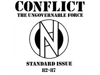CONFLICT - Standard Issue 82-87 (LP)