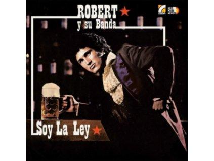 ROBERT Y SU BANDA - Soy La Ley (LP)
