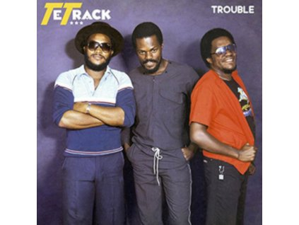 TETRACK - Trouble (LP)