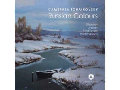 CAMERATA TCHAIKOVSKY - Russian Colours - Vinyl Edition (LP)