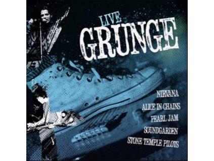 VARIOUS ARTISTS - Live Grunge (LP)